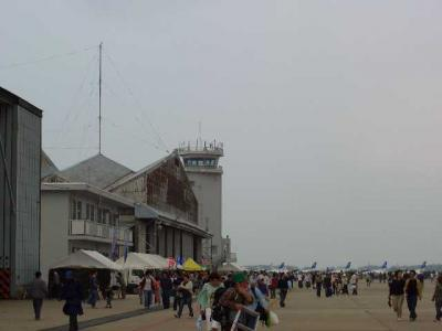美保基地航空祭2006 その1