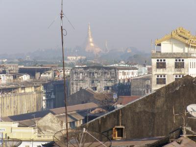 ミャンマー旅行記(第2、3日目、07・01・09~10)