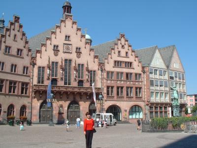 ドイツ Bier Reise(ビール紀行)・フランクフルト編