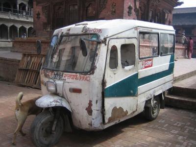 ネパールの旅 ? うわっ?カトマンドゥ