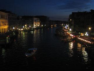 水の都 ヴェネチアを訪ねて シーフード三昧