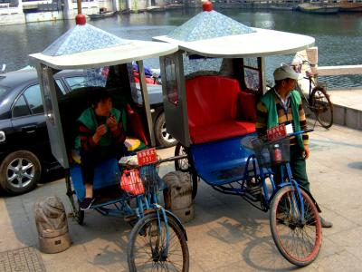 ANA旅作でいく上海旅行★2007 08 3日目【上海⇒錦渓】