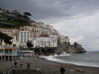 Amalfi ~庶民のリゾート~