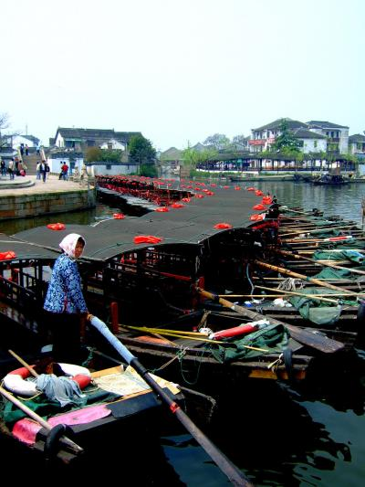 ANA旅作でいく上海旅行★2007 09 3日目【錦渓】