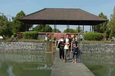 水の宮殿  ロンボク島