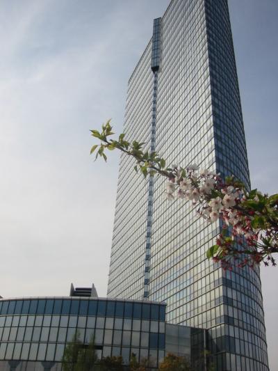 春の大津プリンスホテル