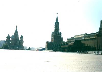 ソ連の末路:95~96年モスクワの滞在