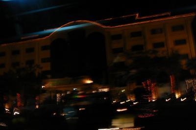 世界遺産アンコールワットとベトナム感動紀行5日間:エンプレス アンコール ホテル