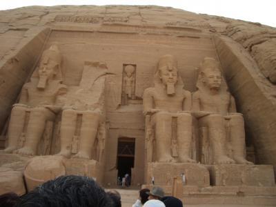 エジプト旅行 (4) アスワン・アブシンベル