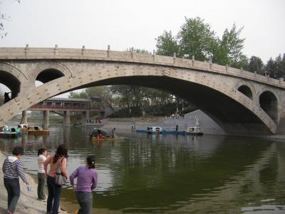 何もないとこ石家荘@橋マニア、中国最古の石橋へ