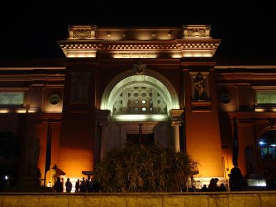 2007年イギリス・エジプト・ヨルダン・シリア旅行 6日目 カイロ ? -CAIRO-