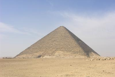 2007年イギリス・エジプト・ヨルダン・シリア旅行 7日目前編 ダフシュール&メンフィス&サッカラ -DAHSHUR&MEMPHIS&SAQQARA-