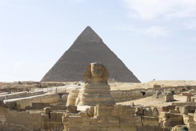 2007年イギリス・エジプト・ヨルダン・シリア旅行 7日目後編 ギザ -GIZA-