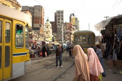 2007年イギリス・エジプト・ヨルダン・シリア旅行 8日目 アレキサンドリア -ALEXANDRIA-