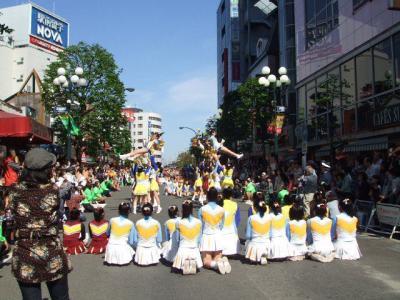 第22回吉祥寺音楽祭 ホコテンダンスライブ