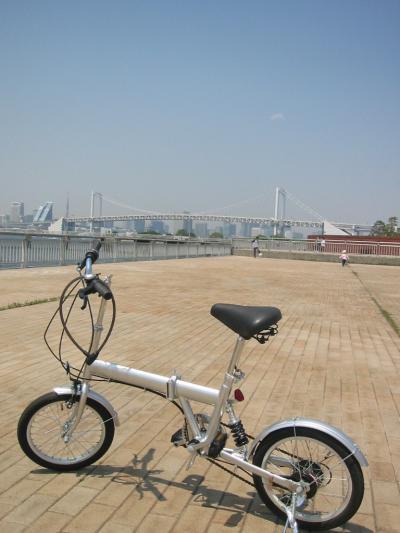 そよ風サイクリングinお台場2007