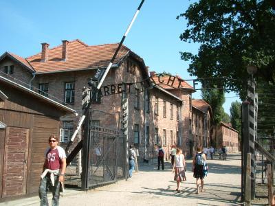 ポーランドへの旅《負の遺産アウシュヴィッツ》