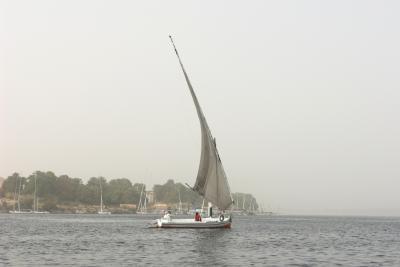 2007年イギリス・エジプト・ヨルダン・シリア旅行 10日目 アスワン ? -ASWAN-