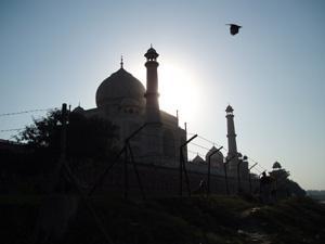2006年インド日記 アーグラ編