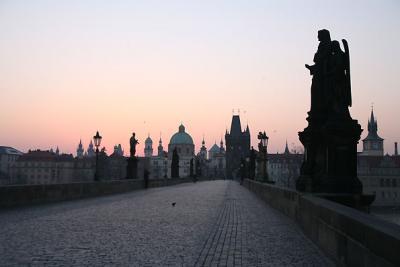 ベルトラムカ散策  Bertramka, Prague, Tcheque