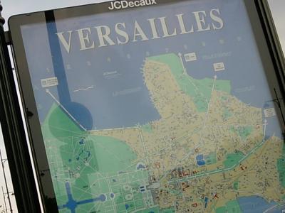 フランス2000キロの旅6(ベルサイユ)