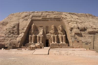 2007年イギリス・エジプト・ヨルダン・シリア旅行 11日目 アブ・シンベル ? -ABU SIMBEL-