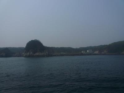 式根島の旅
