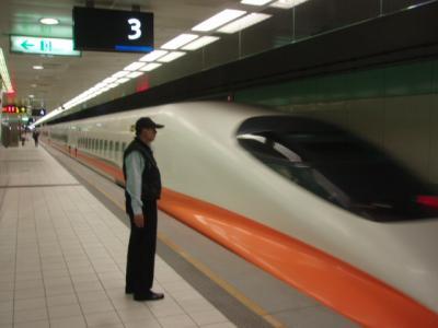 【台湾高鐵乗車記】 ちょっとリッチに、台湾新幹線(商務車)の旅<後編>
