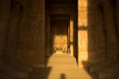 2007年イギリス・エジプト・ヨルダン・シリア旅行 12日目前編 アブ・シンベル ? -ABU SIMBEL-