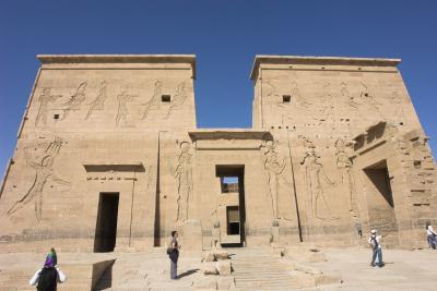 2007年イギリス・エジプト・ヨルダン・シリア旅行 12日目後編 アスワン ? -ASWAN-