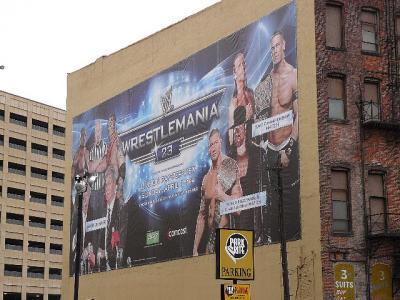 WrestleMania 23  ~1日目~