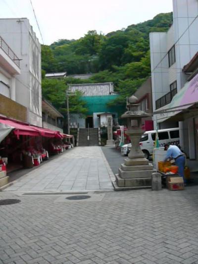 紀伊・三重観光、ゴルフ旅行:紀三井寺参拝