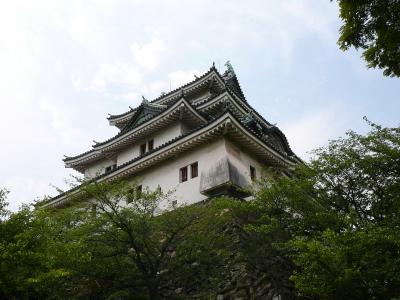 紀伊・三重観光、ゴルフ旅行:和歌山城?