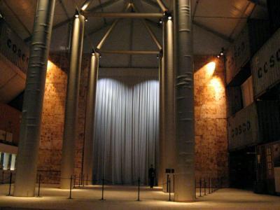 グレゴリー・コルベール展を見にお台場へ     Gregory Colbert- Ashes and Snow, Tokyo