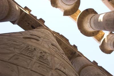 2007年イギリス・エジプト・ヨルダン・シリア旅行 13日目後編 ルクソール東岸(カルナック神殿) -LUXOR(EAST BANK)-