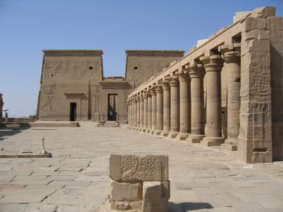2007年5月 エジプト旅行3-2(アスワン・ルクソール)