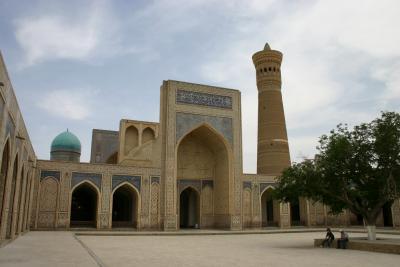 ウズベキスタン共和国 【ブハラ】
