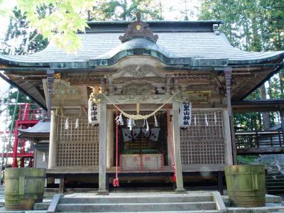 羽黒山神社・栃木県・宇都宮市(旧上河内町)
