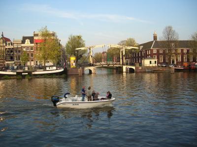 欧州鉄道の旅(アムステルダム Amsterdam)