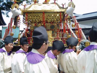 東照宮春季例大祭