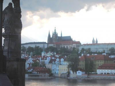 2005 ポルトガル一人旅&プラハへチェコ人の友を訪ねる旅 - プラハ、チェコ / Praque, Czech Republic