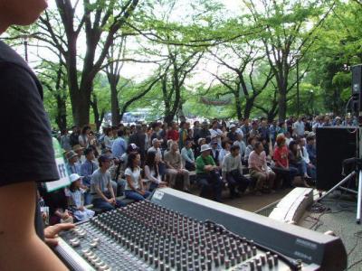 第22回吉祥寺音楽祭 公園コンサート