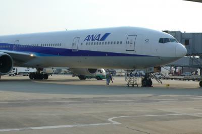 久し振りのボンバルディアDHC8-Q400搭乗 Part2【伊丹~高知】(2007年5月)