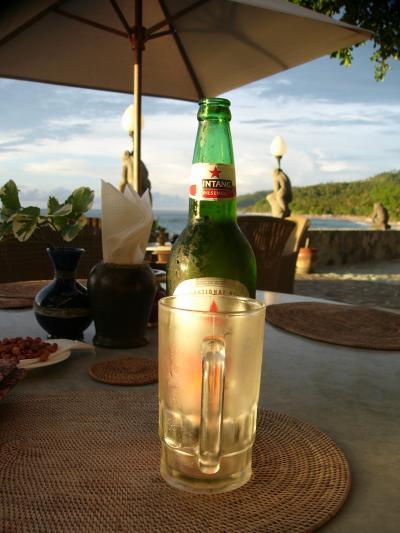 ビンタンビール ロンボク島