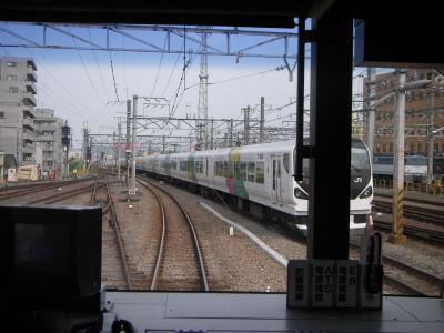 最長日帰り切符の旅(続き)八高線→川越線。