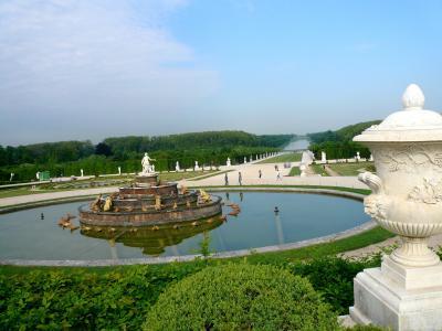 GWフランス 世界遺産散歩 ?ベルサイユ
