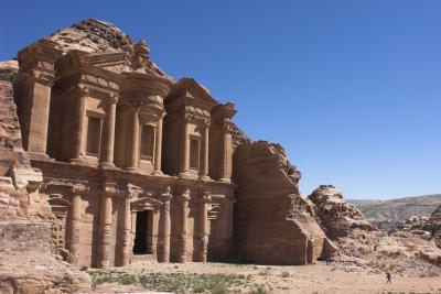 2007年イギリス・エジプト・ヨルダン・シリア旅行 19日目後編 ペトラ -PETRA-