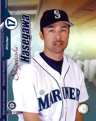 Seattle Mariners 長谷川滋利投手トークショー in 2004