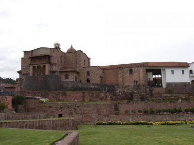 古のインカの都、クスコ *** ペルー9日間の旅 【2】