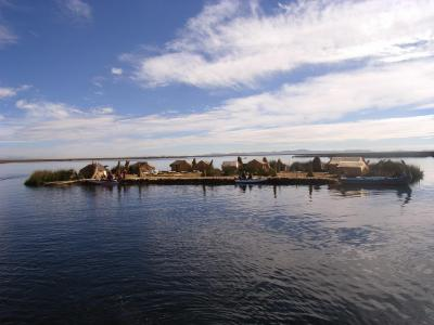 インカの天神降臨の地、ティティカカ湖 *** ペルー9日間の旅 【5】